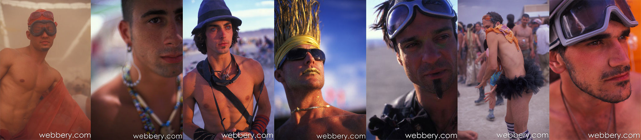 BURNING MEN 2 ... gear and heading out to Burning man in the Nevada desert this year!