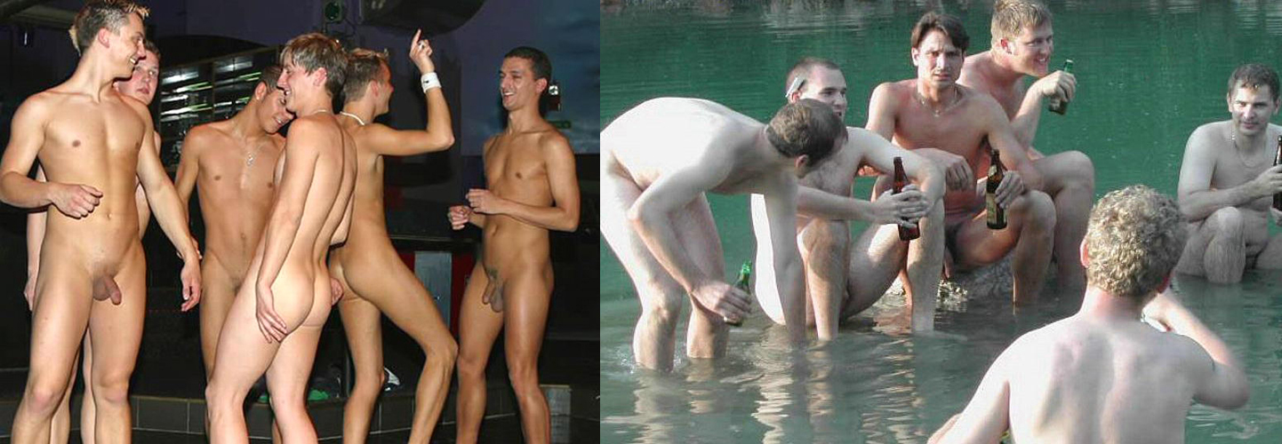 mardi gras men nude