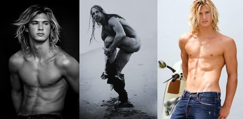 Naked Long Haired Guys