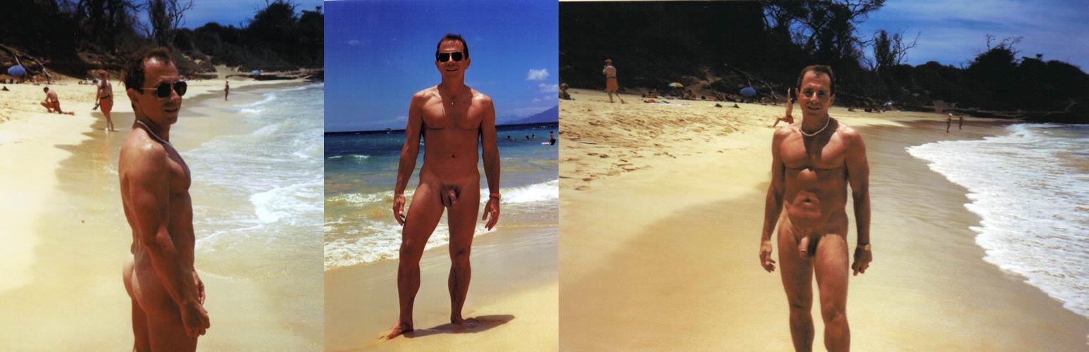 Naked in hawaii, real wife fucks neighbors video