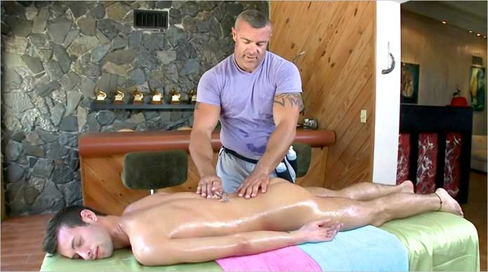 Gay massage exchange