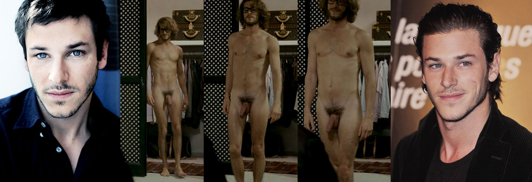With you gaspard ulliel naked what